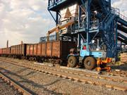 Железнодорожная путевая машина Локомобиль КРТ -1.