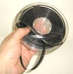 Оцифровать кинопленку и видеокассеты VHS