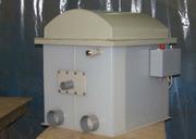 Механический барабанный самопромывной фильтр 15 м3/ч