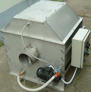 Механический барабанный самопромывной фильтр 40 м3/ч