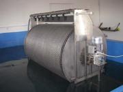 Механический барабанный самопромывной фильтр 100 м3/ч