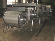 Механический барабанный самопромывной фильтр 300 м3/ч