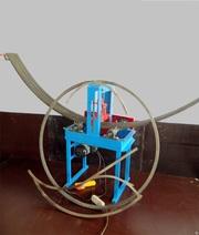 Профилегиб,  Трубогиб для профильной трубы