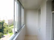 Отделка балконов и лоджий пластиком и вагонкой
