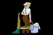 Уборка квартир, домов и разного рода помещений