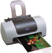 Продаётся принтер цветной струйный EPSON Stylus C43SX