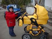 Продается коляска 2в1 фирмы Тако