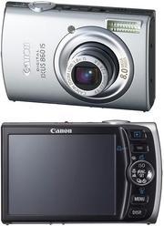 Продам Фотоаппарат Canon digital ixus 860 is