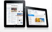 Apple iPad 16Gb (A4 1000 Mhz/9.7 1024x768/16.0Gb/DVD нет/Wi-Fi/Bluetoo